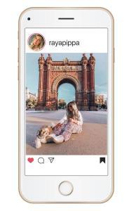 Instagram inspiration Barcelona