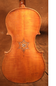 Violin bump
