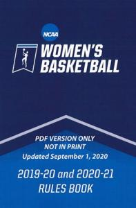 2020 Basketball Rule Book