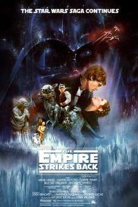 Star Wars 5 The empire Strikes PAC movie