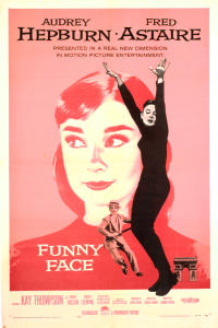 funny face pac movie poster