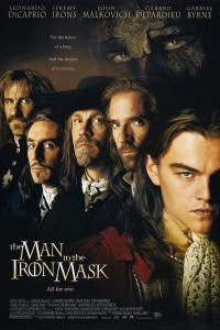 man in the iron mask PAC movie
