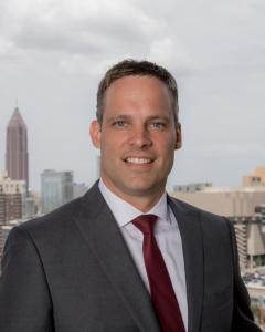 Headshot of the CVB's president, Zac Craig.