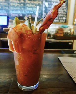Bloody Mary - Standard Oyster Co.