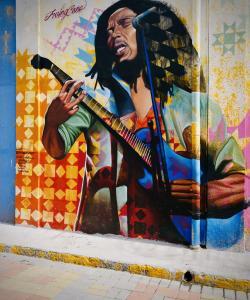 Water Lane Bob Marley