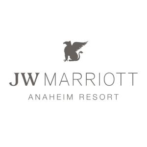 JW Marriott Anaheim Resort Logo