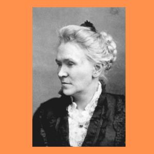Matilda Joslyn Gage Portrait