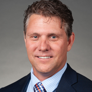 Headshot of Sean Doherty, Director of Tourism for Charlotte County