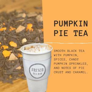 Fresco Pumpkin Pie Tea description and image