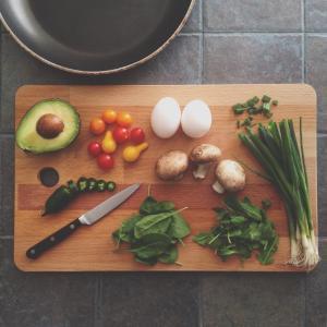 Generic Cooking Image Unsplash