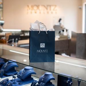 Mountz Jewelers gift bag