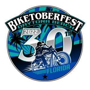 2022 Biketoberfest Logo