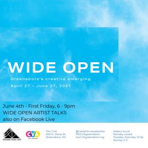 wide open CVA