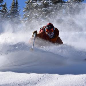 Skiing in Durango
