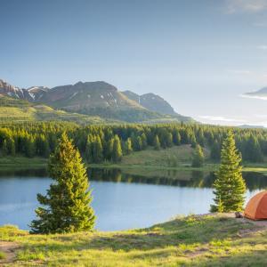 Andrews Lake, Durango, CO