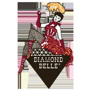 Diamond Belle Saloon Logo