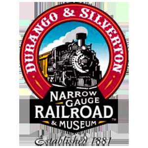 Durango & Silverton Narrow Gauge Railroad Logo