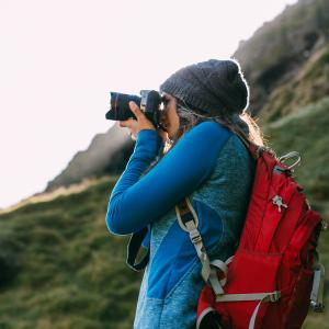 Photographer Shooting in Durango