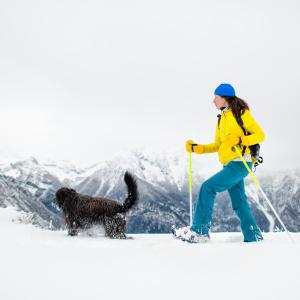 Snowshoeing in Durango