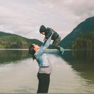 Pregnant Woman in Durango, CO