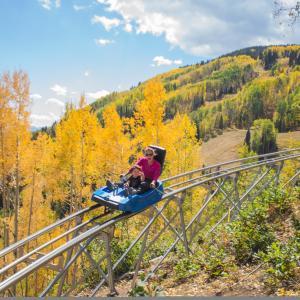 Purgatory alpine slide