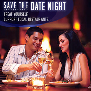 Save The Date Night