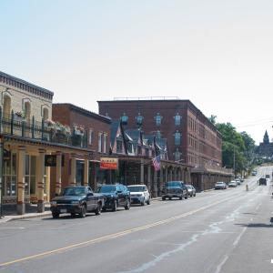 Downtown Clifton Springs