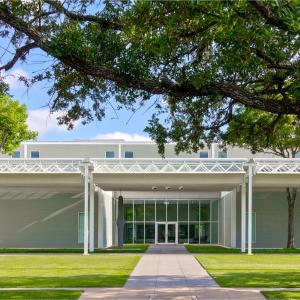 The Menil main building