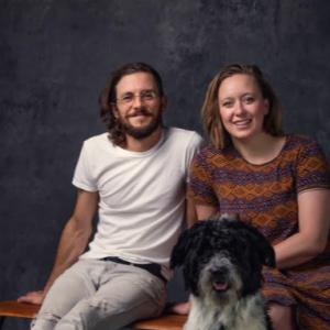 Joshua and Samantha Shorey of BAPO Designs
