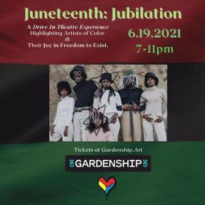 Kearny Point Gardenship Juneteenth: Jubilation