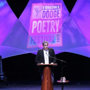 10. Dodge Poetry Festival