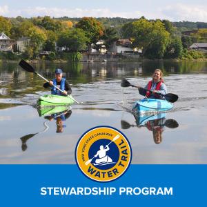 Water Trail Graphic-Stewardship Program