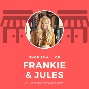 frankie and jules store manager alyssa miller