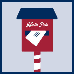 letters to santa graphic