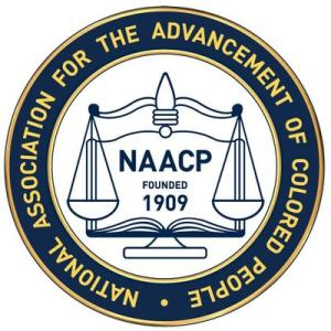 NAACP Rockord logo