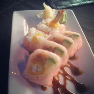 Zing Japanese Fusion - Crazy Roll