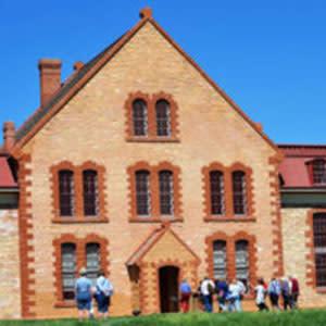 Wyoming Territorial Prison State Historic Site