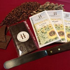 Hazel Hill Wins Three Bronze Medals for Small Batch Dark Chocolate