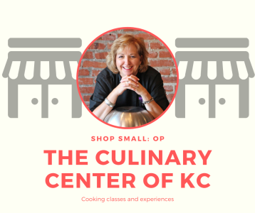 Laura Laiben Culinary Center of KC