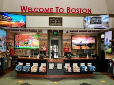 Boston Common Visitor Information Center