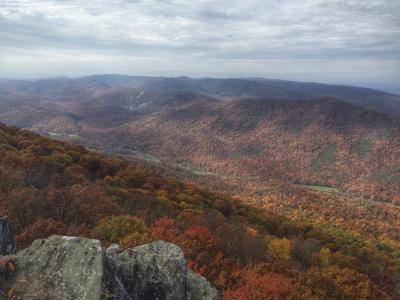 Fall Mountain Brantley Ussery