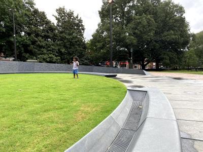 Memorial to Enslaved Laborers Sophia Hyder Hock