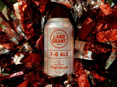 Urban Meyer's Pint House 7-0 Ale from Land Grant Brewing
