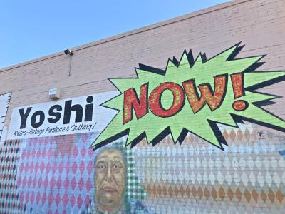 Yoshi NOW!