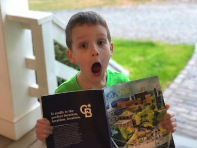 Reading 2020-21 Visitor's Guide - Sawyer Thorn