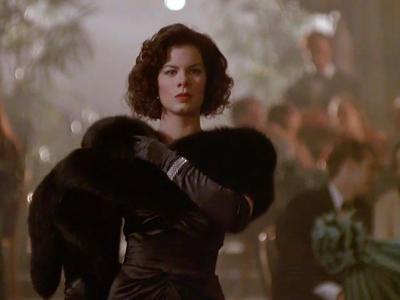 Marcia Gay Harden as Ava Gardner in Sinatra.