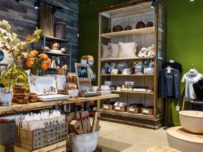 Napa Valley Welcome Center Mercantile