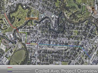 2021 S. Castell Construction