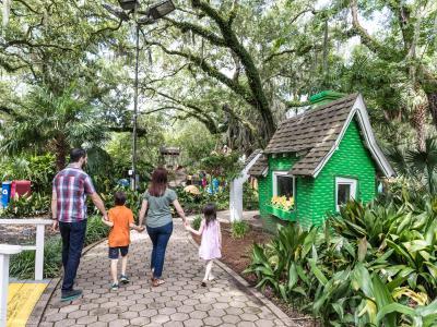 New Orleans City Park Storyland