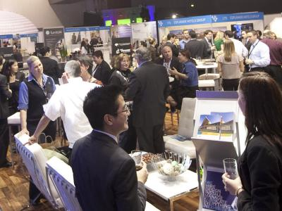Perth Event Show networking